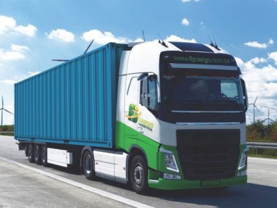 Transporte Rodoviário de Cargas Fj Cargo Logística